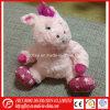 침대 온열 장치 마이크로파 아기를 위한 격렬한 견면 벨벳 Unicorn 장난감