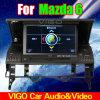 Coche DVD GPS para el sedán del deporte del carro de Mazda 6