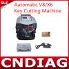 (Promoción) 2014 la cortadora dominante automática más nueva de V8/X6 de la cortadora de la llave del coche