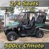 격상된 500CC에 의하여 Cfmoto 강화되는 CVT 4x4 UTV - 선택 2개의 뒷 좌석 (UT500-2)