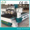 Маршрутизатор CNC Multihead для утески вырезывания мебели сверлильной