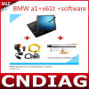 Icom A2+B+C Diagnostic Tool voor BMW met L Enovo X61t Support multi-Languages