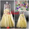 Flores vestido de casamento Vestido de festa/F-231)