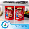 Meat Food Packaging를 위한 서 있는 Pouch