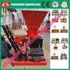2017 machine à briques de verrouillage hydraulique manuel