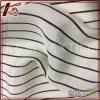 Tela de seda impressa do Crepe do lombo de De de Crepe da seda do teste padrão 100 da tira