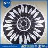 習慣によって印刷される円の形のアズテック派の円形のビーチタオル