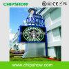 Chipshow alto brilho movendo totalmente colorida exterior P26.66 Sinal LED