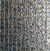 Tuile de mosaïque de mélange en verre et en métal - K01 Luxe