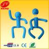 PVC Human Flash Memory; Cartoon Man USB Pen Drive