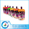 Plastic su ordinazione Bag con Spout per Liquid/Doypack