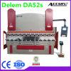 Máquina de dobra hidráulica da série de Wc67y para a placa de aço de aço e inoxidável