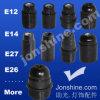Bakelite Lampholder E14 E27