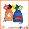 Design livre barato impressão personalizada de Nylon Poliéster Cordão Backpack Bag sacos promocionais