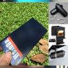 Negro Hsinda super resistente a altas temperaturas, revestimiento de polvo Precio