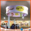 La tensión de promoción de la Nueva Feria de tela colgando Banner