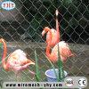 動物園のためのSS304保護ロープの網