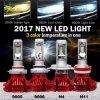 Opções de cores 3000K, 6500K, 8000K Kit Faróis LED impermeável 9005 Carro Lâmpadas do farol, H4 Farol de LED
