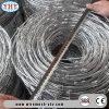 3 pies galvanizaron el alambre de acero que cercaba en Kenia