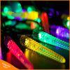 Maïs chaîne LED solaire lumières pour jardin paysager de Noël de mariage