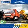 Deposito di XCMG 4X2 180HP/autocarro con cassone ribaltabile in tandem resistente
