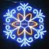 Indicatori luminosi di festa di natale del fiocco di neve della decorazione del LED