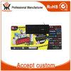 Промотирования резиновый CYMK рекламы выскальзования логоса Fdt изготовленный на заказ рекламируя коврик для мыши печатание анти-
