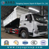 High quality HOWO A7 375HP dump Truck for halls