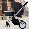 Il prezzo poco costoso su ordinazione scherza il passeggiatore infantile del bambino della carrozzina dell'elemento portante