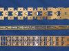 은에 의하여 도금되는 금관 악기 건전지 접촉, 금관 악기 동전 세포 리테이너