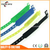 Bracelete do festival de música RFID com a microplaqueta 13.56MHz de MIFARE 1K