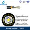 Câble fibre optique uni-mode extérieur d'antenne de GYXY Unitube