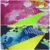 Jackets, Ski Suit 또는 Printed Spandexfabric Bonded Polar Fleece를 위한 Softshell Fabric