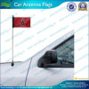 Drapeaux libres de bonne qualité d'antenne de voiture de conception (M-NF27F06003)
