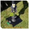 Rilievi rotondi dell'intelaiatura di base della gru di sicurezza dell'HDPE del materiale UHMWPE del PE
