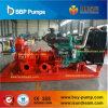 1250gpm, pompe à eau centrifuge de lutte contre l'incendie de pression de 12 barres