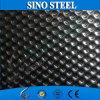 Strato impresso piatto Checkered di alluminio di prezzi della Cina