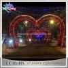 Im Freien riesige dekorative LED Bogen-Lichter des China-direkten Verkaufs-