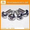 Tornillo antirrobo principal Torx de la seguridad de la cacerola de Inox del acero inoxidable