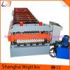 機械を形作る波形鉄板シートロール