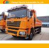 Het t-Type van Delong van Shacman 6*4 de Vrachtwagen van de Stortplaats van de Kipper
