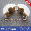 기계설비 2개 피스 Connectiong 플라스틱 폴리 바퀴 (SWCPU-P-P545)