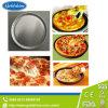 Лоток пиццы Diaposable 7  круглый алюминиевый