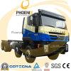 380HP 8X4 Hongyan Genlyon Iveco Tipper Truck Chassis