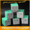 Малая косметическая коробка сливк стороны упаковывая