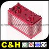 Piezas que trabajan a máquina anodizadas amarillas rojas del CNC del aluminio del negro del fabricante de China