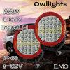 Hoge Lumen 4X4 Spotlights 96W CREE LED Driving Light