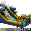 Castello rimbalzante gonfiabile del parco di divertimenti della tela incatramata del PVC
