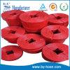 Tuyau à haute pression de l'eau de PVC de Layflat de bonne qualité