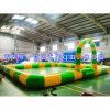 Circuit de remplissage gonflable de la course Track/PVC